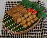 Sate Telur Puyuh Khas Angkringan langkah memasak 4 foto