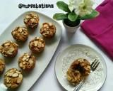 Muffin Pisang Rempah #postingrame2_muffin langkah memasak 6 foto
