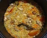 Nasi Biryani Buttermilk Ayam Udang Praktis langkah memasak 4 foto
