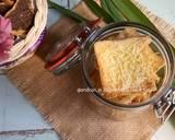 Bagelen Roti Tawar Keju langkah memasak 4 foto