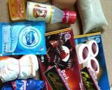 Brownies putih kukus #terimakasihguru#gurukuidolaku langkah memasak 1 foto