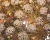 Quick Meatball Soup recipe step 4 photo