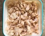 MPASI 7 BulanNasi Tim [Ceker Ayam, Hati Ayam, Tempe, Kol & Wortel] langkah memasak 5 foto
