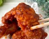Spicy wing ala richeese langkah memasak 5 foto