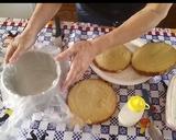 Foto do passo 9 da receita de Bolo de baunilha