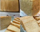Roti Gandum Oatmeal_Multigrain oatmeal ala RB langkah memasak 12 foto
