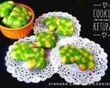 Cookies Ketupat Eggless #SeninSemangat langkah memasak 11 foto