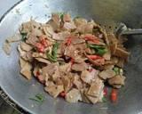 Oseng Kededemes (Kulit Singkong) langkah memasak 2 foto