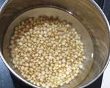 Daal dhan khichadi recipe step 1 photo