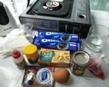 Dorayaki Oreo langkah memasak 1 foto
