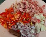 Ayam Suwir Kecombrang langkah memasak 2 foto