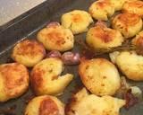 Rock Salt & Garlic Crushed Roasties recipe step 3 photo