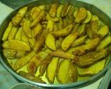Potato wedges#authors marathon#local ingredients recipe step 5 photo