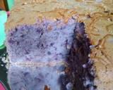 Bolu ubi ungu (lembut pake banget) langkah memasak 5 foto