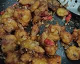 Ayam Popcorn Goreng Bawang langkah memasak 6 foto