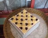 Cake potong chocho cheese langkah memasak 5 foto