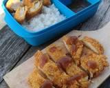 Chicken Katsu langkah memasak 7 foto