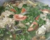 Sup bening kepala ikan langkah memasak 3 foto