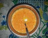 Telur Mangkuk Kukus langkah memasak 3 foto