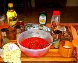 Mike's Garlic Basil Tomato Olive Oil Appetizer recipe step 1 photo