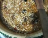 Nasi Kebuli Kambing + Acar langkah memasak 6 foto