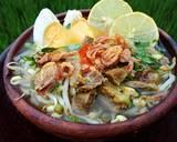 Soto Daging Sapi langkah memasak 8 foto