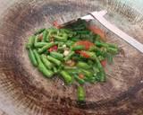 Tumis tauge kacang panjang langkah memasak 2 foto