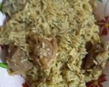 Masala pilao#4weekschallenge#staplefoodcontest recipe step 3 photo