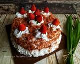 Red Velvet Cake langkah memasak 11 foto