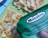 Sandwich ala Korea langkah memasak 3 foto