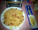 Spaghetti Dg Bumbu Baceman Bawang Putih langkah memasak 9 foto