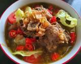 Tongseng Iga Sapi langkah memasak 3 foto
