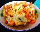 Udang Kriwil Saus Putih #SeafoodFestival langkah memasak 11 foto