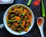 Dahi Bhindi recipe step 5 photo