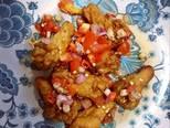 Chicken Wings with Dabu-Dabu langkah memasak 4 foto
