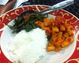 Kangkung Tumis Simple banget langkah memasak 1 foto