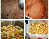 Rujak kolang-kaling jus mangga langkah memasak 7 foto