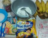 Pisang goreng crispy toping keju langkah memasak 1 foto