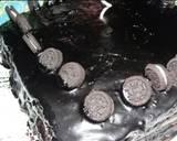 Foto del paso 5 de la receta Torta oreo petroleo con pionono