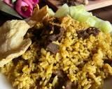 Nasi Goreng ala Kebon Sirih langkah memasak 3 foto