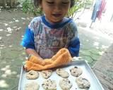 Vanila choco cookies langkah memasak 4 foto