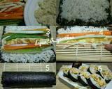 Kimbab Ala-Ala langkah memasak 1 foto