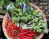 Tumis kerang brokoli lada hitam langkah memasak 1 foto