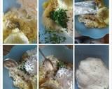 Potato chesse stick langkah memasak 4 foto