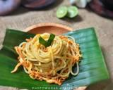 Spaghetti ala ayam sisit Bali (#pr_pasta) langkah memasak 5 foto