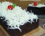 Brownies singkong gluteen free langkah memasak 10 foto