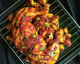 Ayam Panggang bumbu Sambal Tomat dan Madu langkah memasak 9 foto