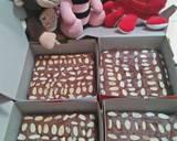 Brownies Panggang (Shiny Crust) langkah memasak 6 foto