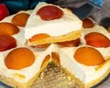 Творожно-абрикосовый песочный пирог - 5 фото