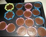 Brownies kukus mini 1 telur nyoklat bingiiit langkah memasak 6 foto